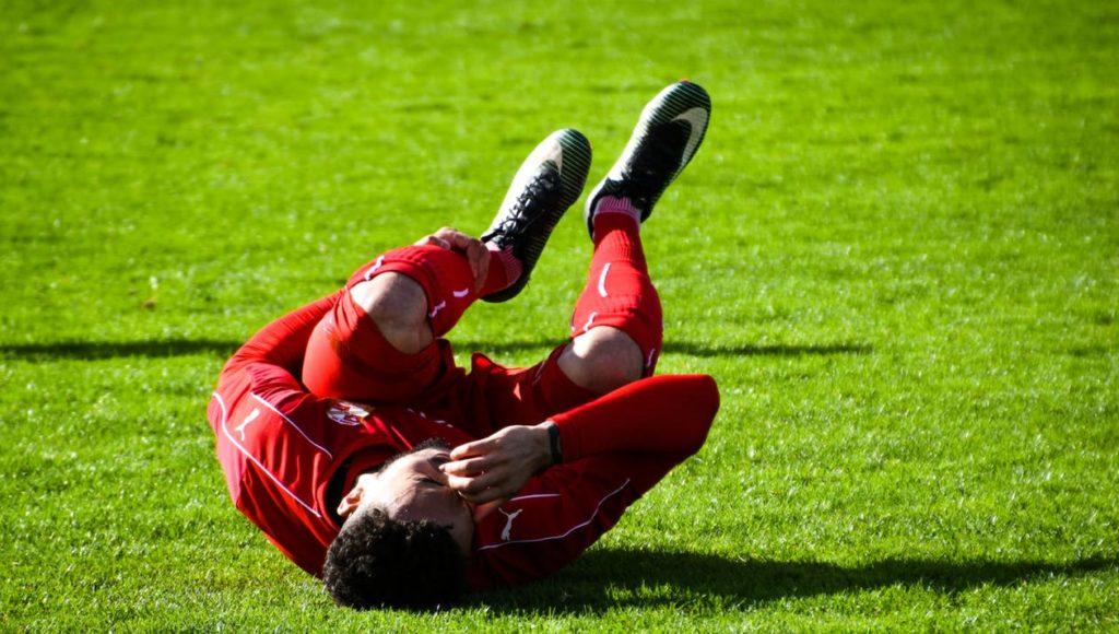 Urazy sportowców – z jakimi przykładami mamy najczęściej do czynienia?